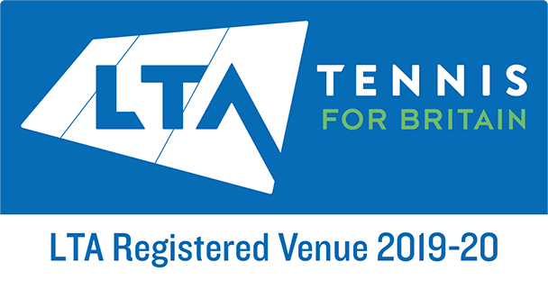 LTA Registered Venue logo