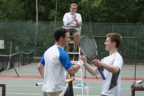 Crowthorne Tennis Club run a number of tournaments thoughout the year