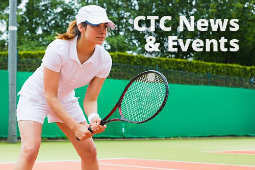 Read about what is happening at Crowthorne Tennis Club